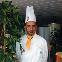 Chef Andrea Carta