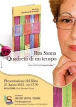 Rita Sanna alle Terme