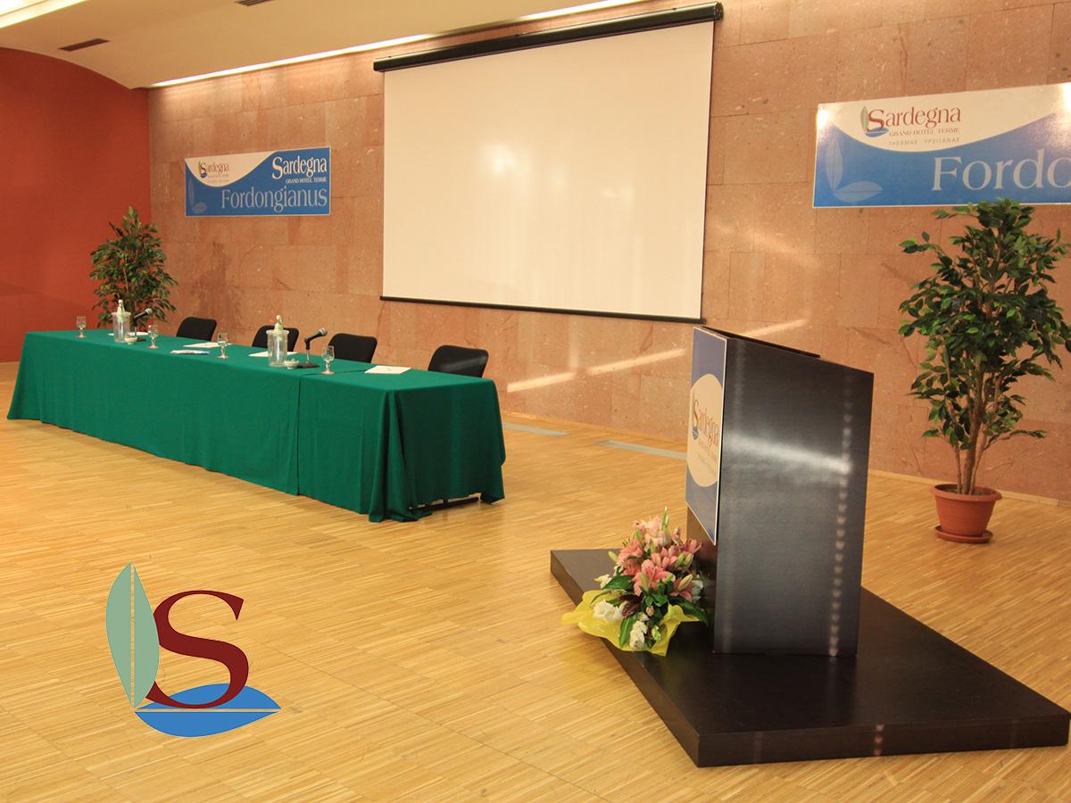 Congressi unici in Sardegna