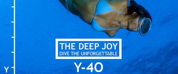 Y 40 the deep joy