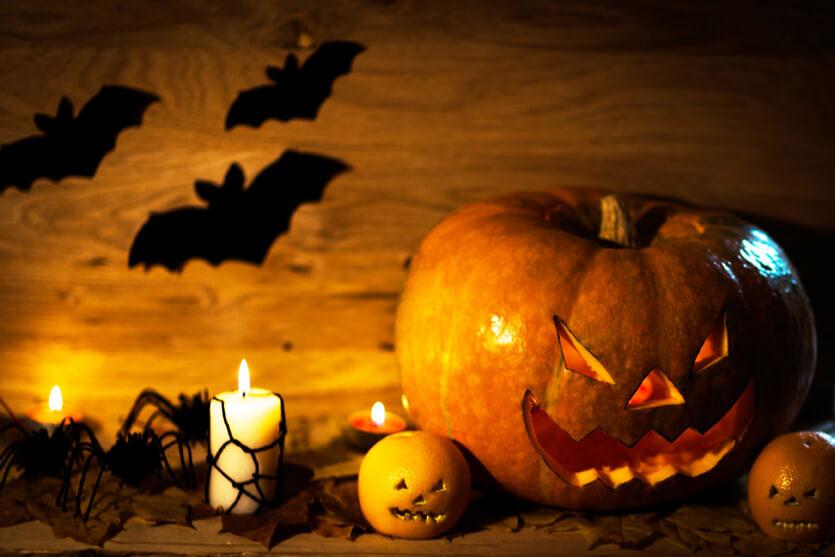 Per i più temerari... Halloween alle Terme!
