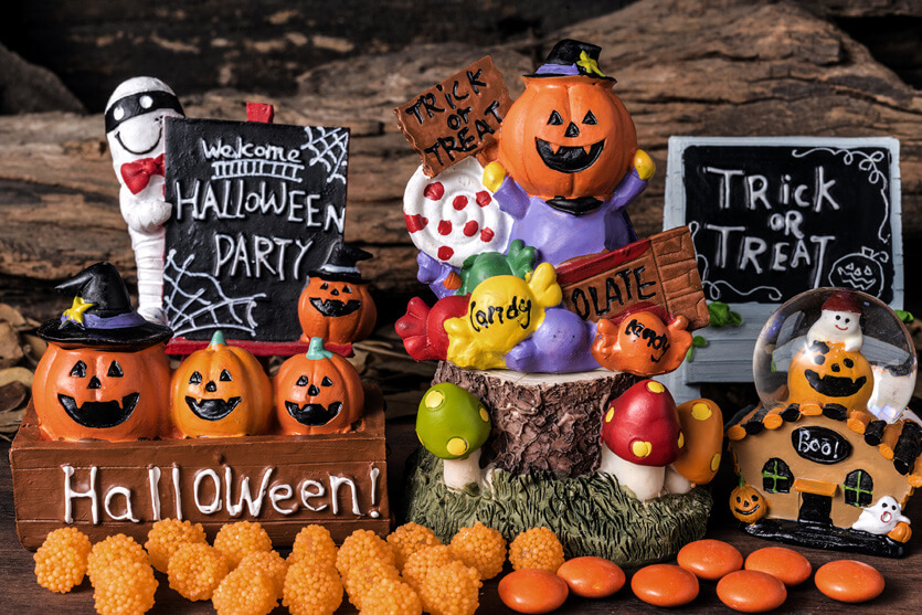 Halloween... arrrrriva alle Terme!