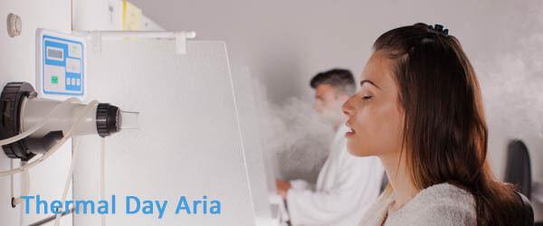 Thermal day 1 aria giornaliero feriale sardegna grand hotel terme - Bagno turco raffreddore ...